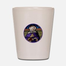 St. Anne Stained Glass Window Shot Glass
