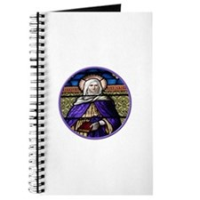 St. Anne Stained Glass Window Journal