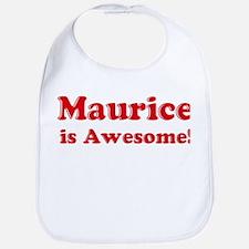 Maurice is Awesome Bib