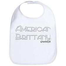 American Brittany Owner Bib