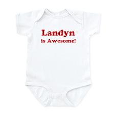 Landyn is Awesome Infant Bodysuit