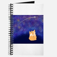 Corgi Night Love Journal