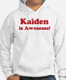 Kaiden is Awesome Hoodie