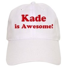 Kade is Awesome Baseball Cap