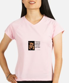 Folks Who Have No Vices Performance Dry T-Shirt