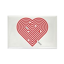 I Love Grace Rectangle Magnet (10 pack)