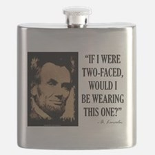 Two Faced Flask