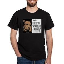 God Bless the Women T-Shirt