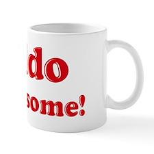 Waldo is Awesome Mug