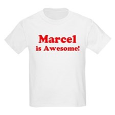 Marcel is Awesome Kids T-Shirt