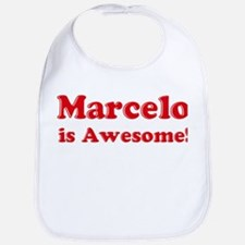 Marcelo is Awesome Bib