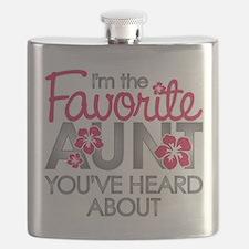 Favorite Aunt Flask