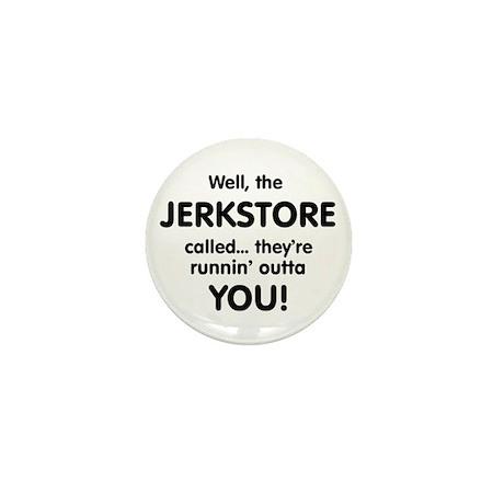 Jerkstore Mini Button