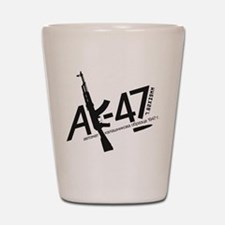 AK-47 Shot Glass