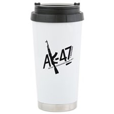 AK-47 Travel Mug