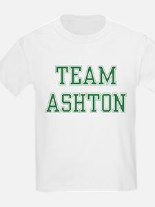 TEAM ASHTON  Kids T-Shirt