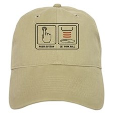 Get Pork Roll Baseball Cap