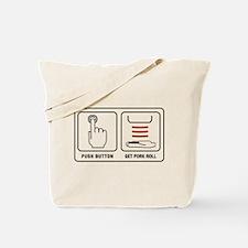 Get Pork Roll Tote Bag