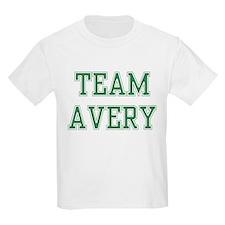 TEAM AVERY  Kids T-Shirt