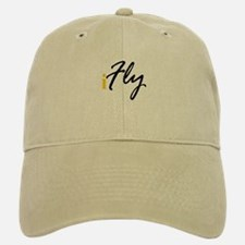 I Fly (black) Baseball Baseball Cap
