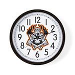 Motorhead Garage Clock