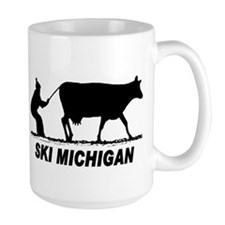 The Ski Michigan Shop Mug