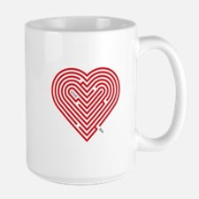 I Love Ina Mug