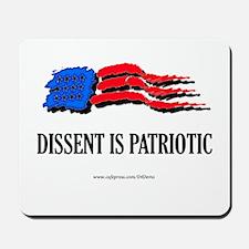 """""""Citizen Patriot"""" Mousepad"""