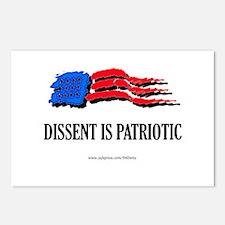 """Citizen Patriot"" Postcards (Package of 8)"