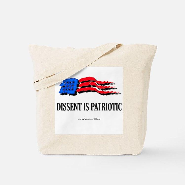 """Citizen Patriot"" Tote Bag"