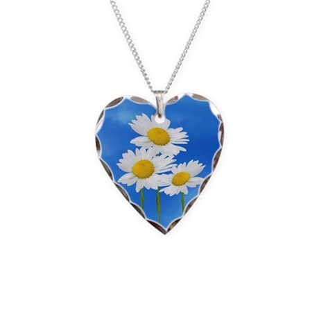 Daisy Wildflower Necklace
