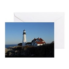 Unique Lighthouse Greeting Cards (Pk of 20)