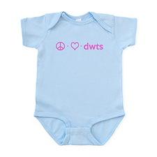 Peace Love DWTS Body Suit