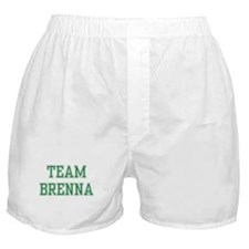 TEAM BRENNA  Boxer Shorts