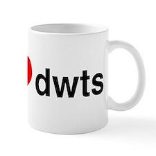I Heart DWTS Mug
