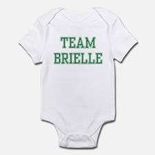 TEAM BRIELLE  Infant Bodysuit