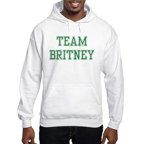 TEAM BRITNEY Hooded Sweatshirt
