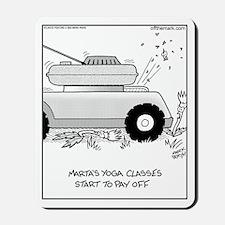 Yoga Classes Mousepad