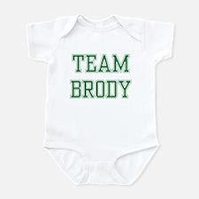 TEAM BRODY  Infant Bodysuit