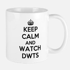 Keep Calm and Watch DWTS Mug