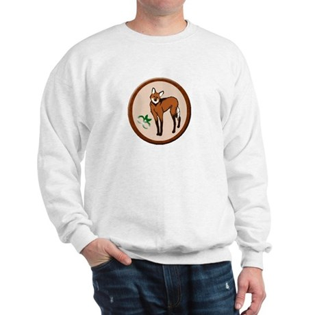 Maned Wolf Sweatshirt