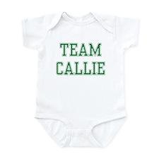 TEAM CALLIE  Infant Bodysuit
