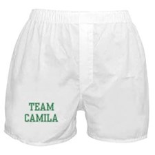 TEAM CAMILA  Boxer Shorts
