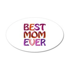 Best Mom Ever - fabspark colorful 3D txt -4K BIG W