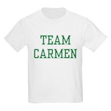 TEAM CARMEN  Kids T-Shirt