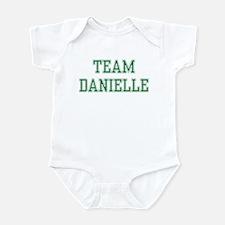 TEAM DANIELLE  Infant Bodysuit