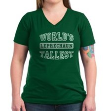 World's Tallest Leprechaun Shirt