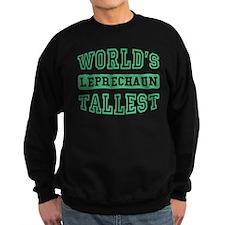 World's Tallest Leprechaun Sweatshirt