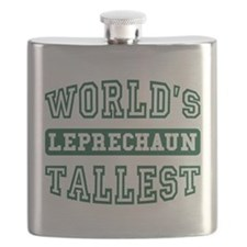 World's Tallest Leprechaun Flask