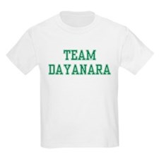 TEAM DAYANARA  Kids T-Shirt